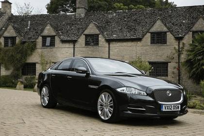 2012 Jaguar XJ - UK version 69