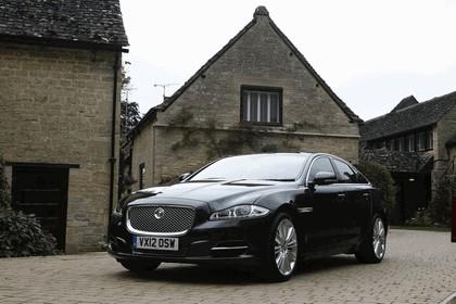 2012 Jaguar XJ - UK version 74
