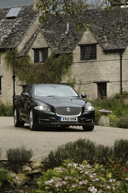 2012 Jaguar XJ - UK version 79