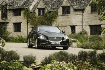 2012 Jaguar XJ - UK version 81