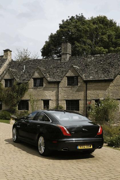 2012 Jaguar XJ - UK version 87