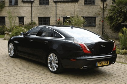 2012 Jaguar XJ - UK version 89