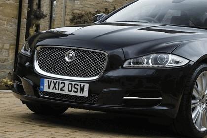 2012 Jaguar XJ - UK version 96