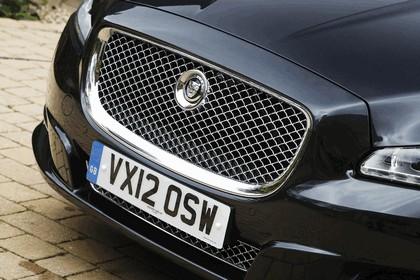 2012 Jaguar XJ - UK version 98