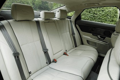 2012 Jaguar XJ - UK version 122