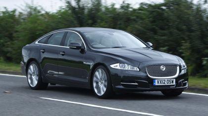 2012 Jaguar XJ - UK version 8