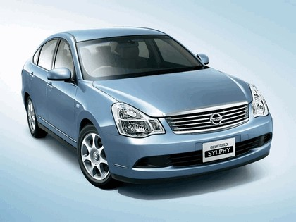 2006 Nissan Bluebird Sylphy 20M japanese version 1