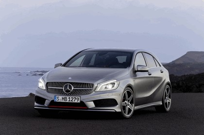 2012 Mercedes-Benz A200 ( W176 ) with Style Package 1