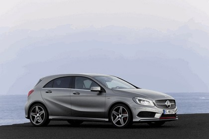 2012 Mercedes-Benz A200 ( W176 ) with Style Package 2