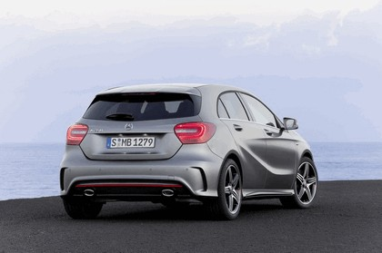 2012 Mercedes-Benz A200 ( W176 ) with Style Package 3