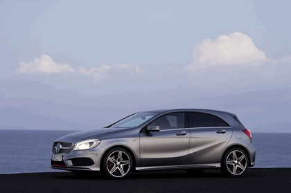 2012 Mercedes-Benz A200 ( W176 ) with Style Package 4