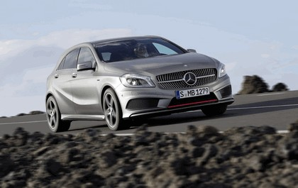 2012 Mercedes-Benz A200 ( W176 ) with Style Package 5