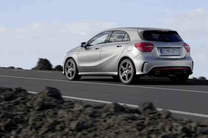 2012 Mercedes-Benz A200 ( W176 ) with Style Package 6