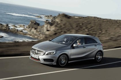 2012 Mercedes-Benz A200 ( W176 ) with Style Package 8