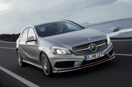 2012 Mercedes-Benz A200 ( W176 ) with Style Package 10