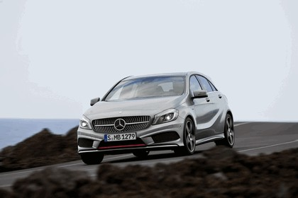 2012 Mercedes-Benz A200 ( W176 ) with Style Package 12