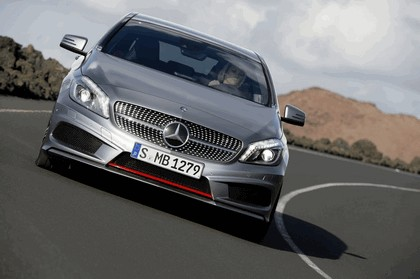2012 Mercedes-Benz A200 ( W176 ) with Style Package 13