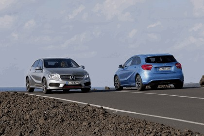 2012 Mercedes-Benz A200 ( W176 ) with Style Package 16