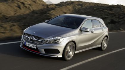 2012 Mercedes-Benz A200 ( W176 ) with Style Package 7
