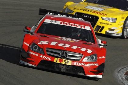 2012 Mercedes-Benz C-klasse coupé DTM - Nuerburgring 8