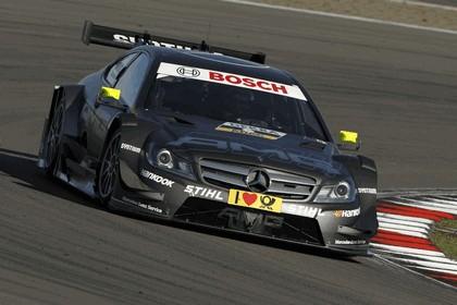 2012 Mercedes-Benz C-klasse coupé DTM - Nuerburgring 10