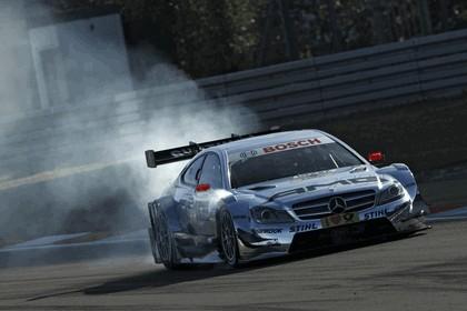 2012 Mercedes-Benz C-klasse coupé DTM - Nuerburgring 11
