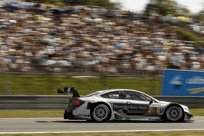 2012 Mercedes-Benz C-klasse coupé DTM - Nuerburgring 18