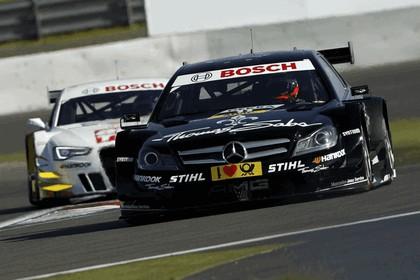 2012 Mercedes-Benz C-klasse coupé DTM - Nuerburgring 26
