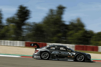 2012 Mercedes-Benz C-klasse coupé DTM - Nuerburgring 32