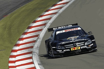 2012 Mercedes-Benz C-klasse coupé DTM - Nuerburgring 35