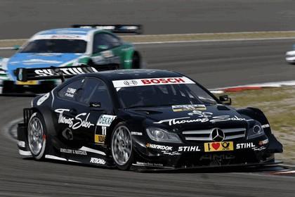 2012 Mercedes-Benz C-klasse coupé DTM - Nuerburgring 43