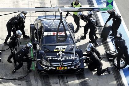 2012 Mercedes-Benz C-klasse coupé DTM - Nuerburgring 45