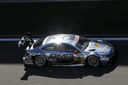 2012 Mercedes-Benz C-klasse coupé DTM - Nuerburgring 46