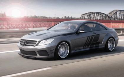 2012 Mercedes-Benz CL ( W216 ) Black Edition by Prior Design 1