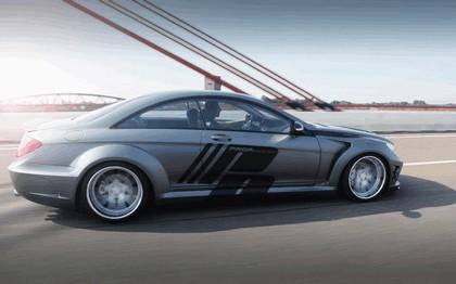 2012 Mercedes-Benz CL ( W216 ) Black Edition by Prior Design 3