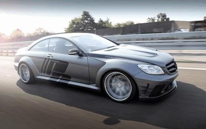 2012 Mercedes-Benz CL ( W216 ) Black Edition by Prior Design 4