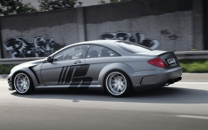2012 Mercedes-Benz CL ( W216 ) Black Edition by Prior Design 6