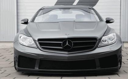 2012 Mercedes-Benz CL ( W216 ) Black Edition by Prior Design 10