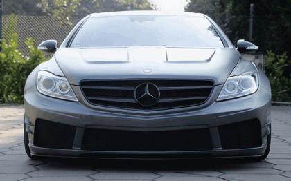 2012 Mercedes-Benz CL ( W216 ) Black Edition by Prior Design 11