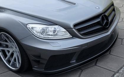 2012 Mercedes-Benz CL ( W216 ) Black Edition by Prior Design 13