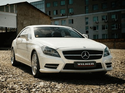 2012 Mercedes-Benz CLS63 ( C218 ) AMG by Vilner 1
