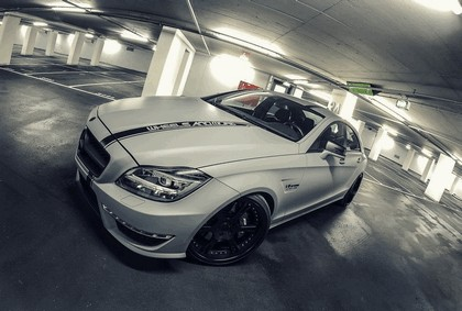 2012 Mercedes-Benz CLS63 ( C218 ) AMG Seven-11 by Wheelsandmore 2