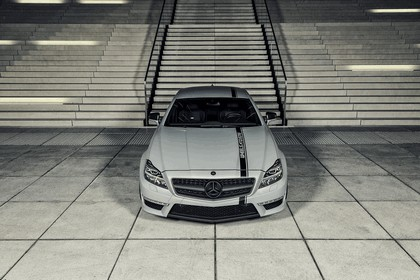 2012 Mercedes-Benz CLS63 ( C218 ) AMG Seven-11 by Wheelsandmore 4