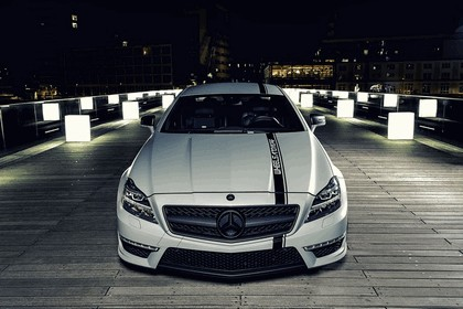 2012 Mercedes-Benz CLS63 ( C218 ) AMG Seven-11 by Wheelsandmore 5