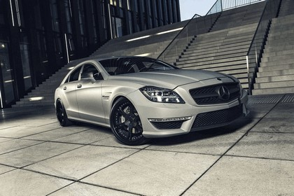 2012 Mercedes-Benz CLS63 ( C218 ) AMG Seven-11 by Wheelsandmore 6