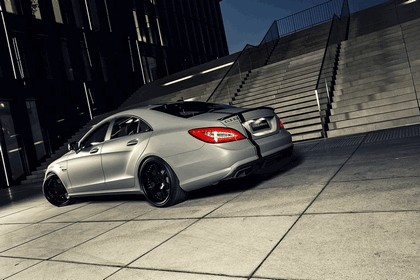 2012 Mercedes-Benz CLS63 ( C218 ) AMG Seven-11 by Wheelsandmore 7