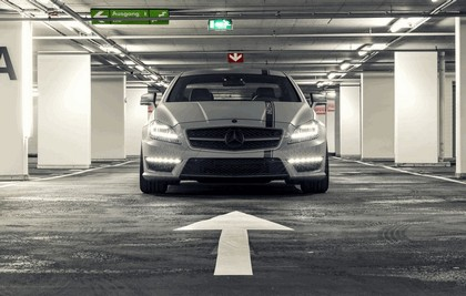 2012 Mercedes-Benz CLS63 ( C218 ) AMG Seven-11 by Wheelsandmore 9