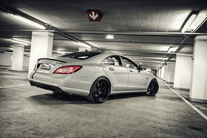 2012 Mercedes-Benz CLS63 ( C218 ) AMG Seven-11 by Wheelsandmore 11