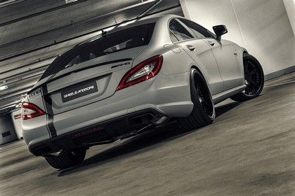 2012 Mercedes-Benz CLS63 ( C218 ) AMG Seven-11 by Wheelsandmore 12