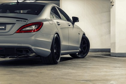 2012 Mercedes-Benz CLS63 ( C218 ) AMG Seven-11 by Wheelsandmore 13